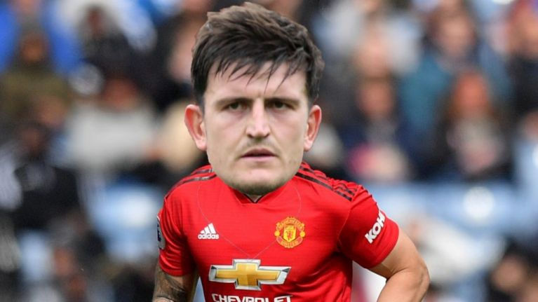 """Harry Maguire is unfairly judged because of his head"""