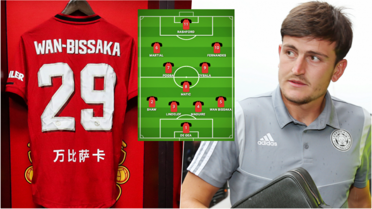 Man United expected XI looks strong if they land final transfer targets