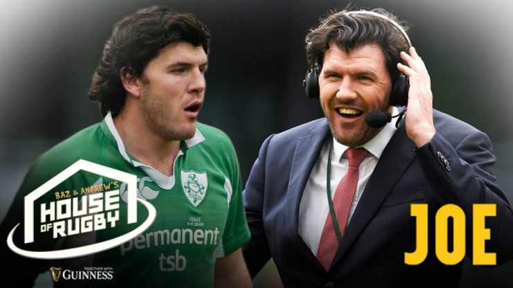House of Rugby: Shane Horgan on breaking English hearts and World Cup warm-ups
