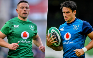 John Cooney offers Ireland a way to still include Joey Carbery