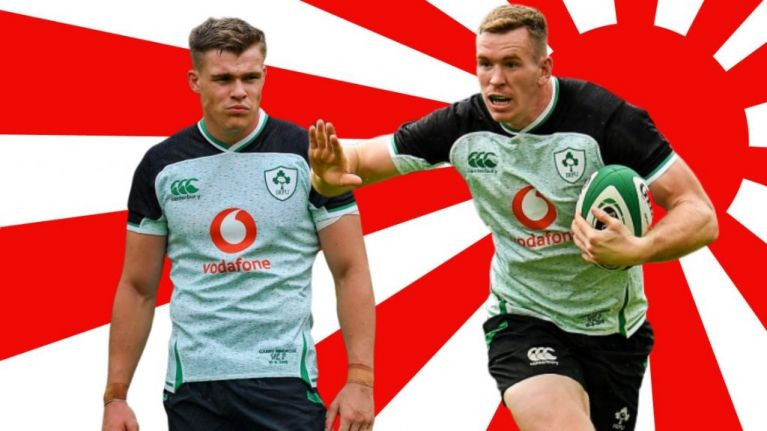 'That Farrell Ringrose combination could be the one' - Andrew Trimble