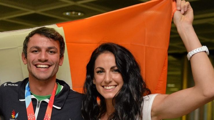 'She paved the way for me, she was the athlete' - Thomas on Jessie Barr