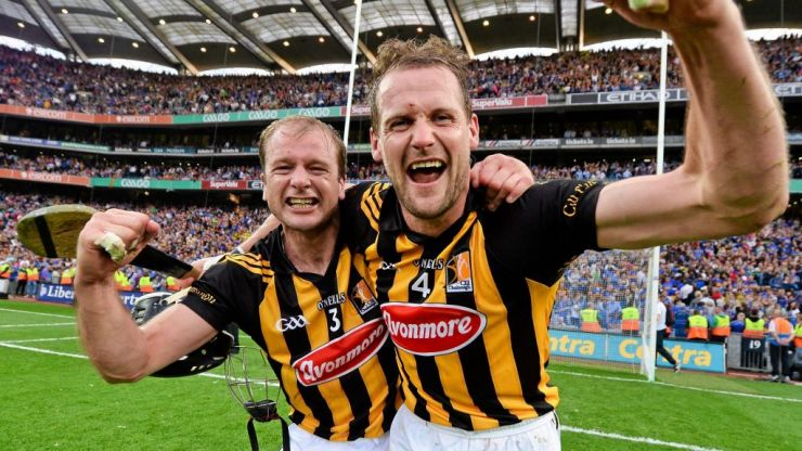 """It wasn't a penalty, and that makes it even better!"" - JJ Delaney"