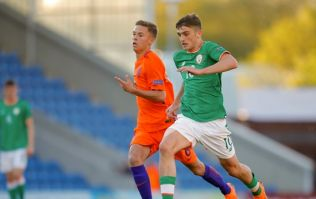 Troy Parrott included in Mick McCarthy's latest Ireland squad