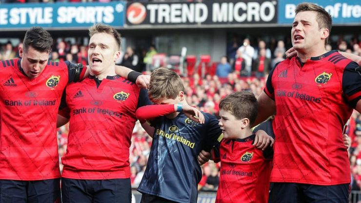 'If we never do anything else in rugby after this, it was worth it for that game'