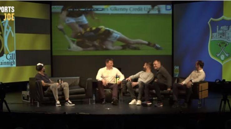 JJ Delaney and Lar Corbett tell story of league final fight