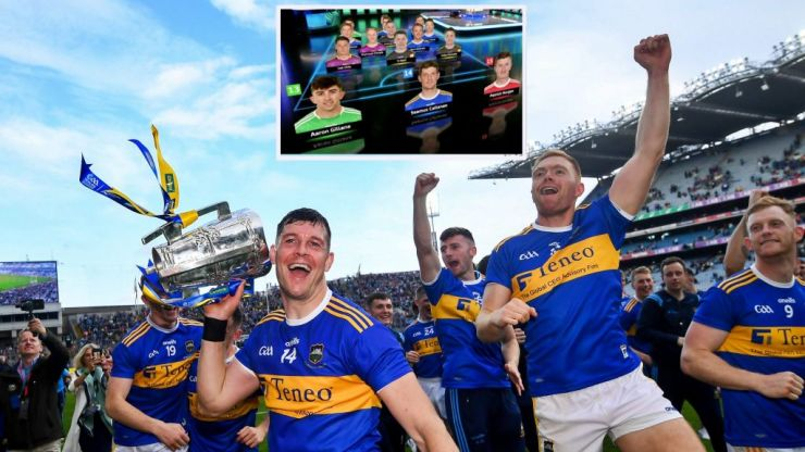 The Sunday Game panel name Hurling Team of the Year