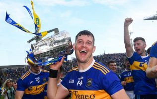 """""""At this level, in an All-Ireland final, that's what you want to be doing"""""""