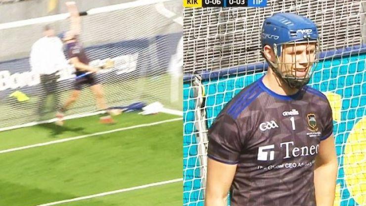 Was Hawk-Eye wide of the mark in All-Ireland Final?
