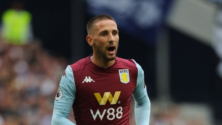 Conor Hourihane sticks it to fan after making Premier League debut