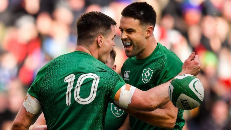 The Ireland XV that should start against England at Twickenham