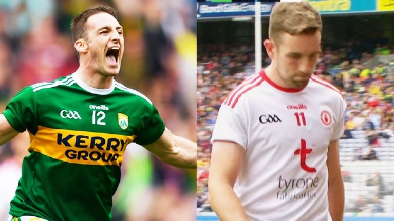 O'Brien the game-changer as Sludden's substitution proves costly for Tyrone