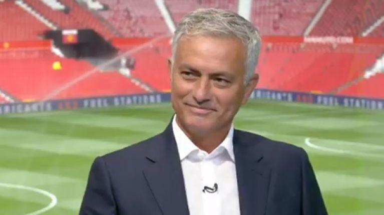 Jose Mourinho makes Harry Maguire joke after United win