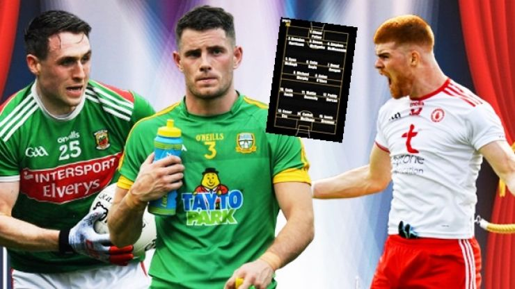 All-Star 15 of footballers who HAVEN'T made it to All-Ireland final