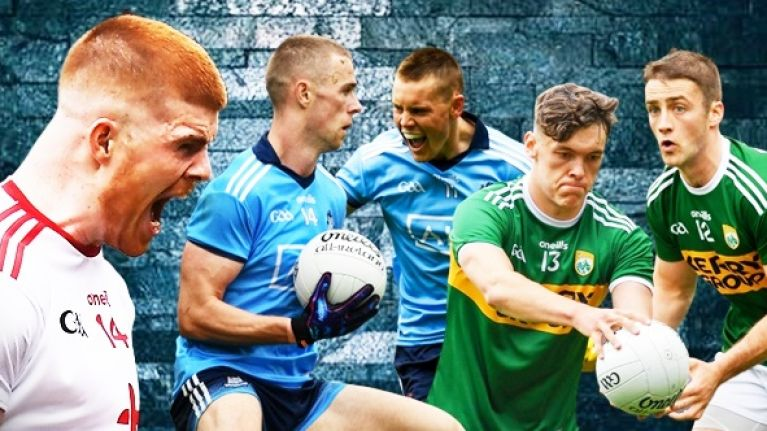 The best footballer in Ireland this year is 100/1 to win Footballer of the Year