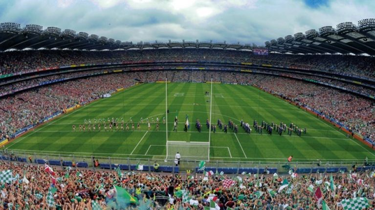 How ticket prices have increased for the All Ireland finals over the years