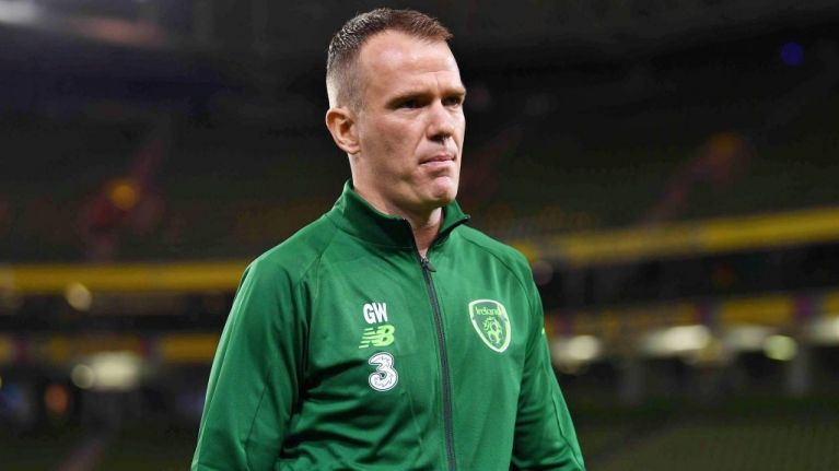 'He's seen red, got a brick and put it through Glenn Whelan's car window' - Jon Walters