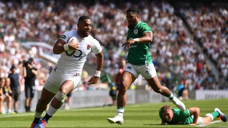 Ireland's World Cup hopes take a battering after Twickenham hiding