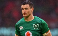 Johnny Sexton set to miss Wales game in Cardiff after training injury