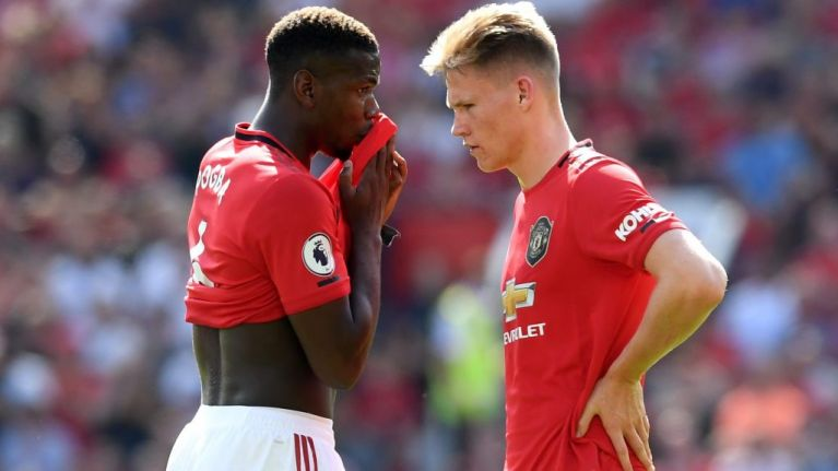 Positive signs can't hide Manchester United's midfield malaise