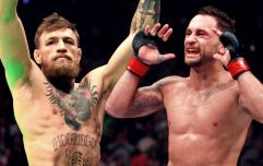 Conor McGregor fight would be fitting send-off for Frankie Edgar