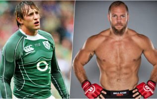 Neil Best throws down MMA debut challenge to James Haskell