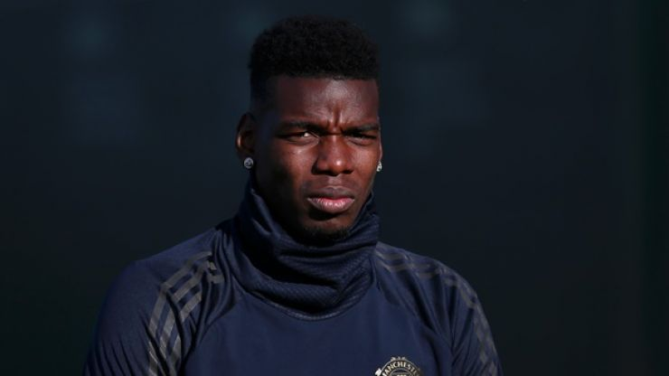 Vandal sprays 'POGBA OUT' at Manchester United training ground