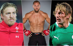 James Haskell responds to MMA call-outs by Neil Best and Andy Powell