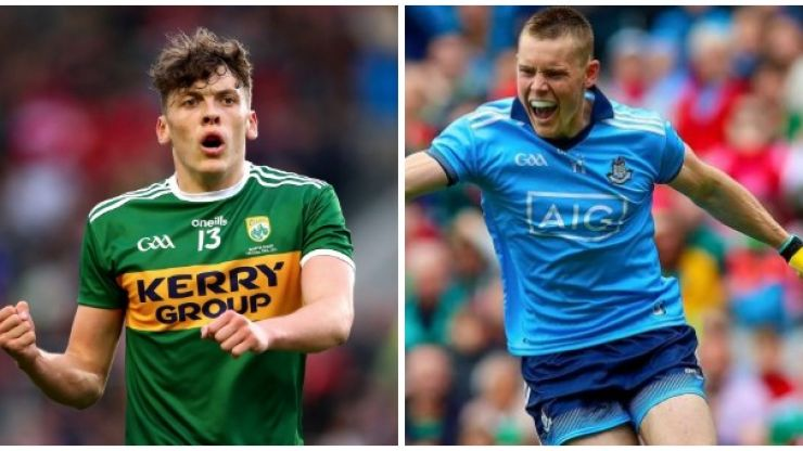 How David Clifford has compared to Con O'Callaghan this year