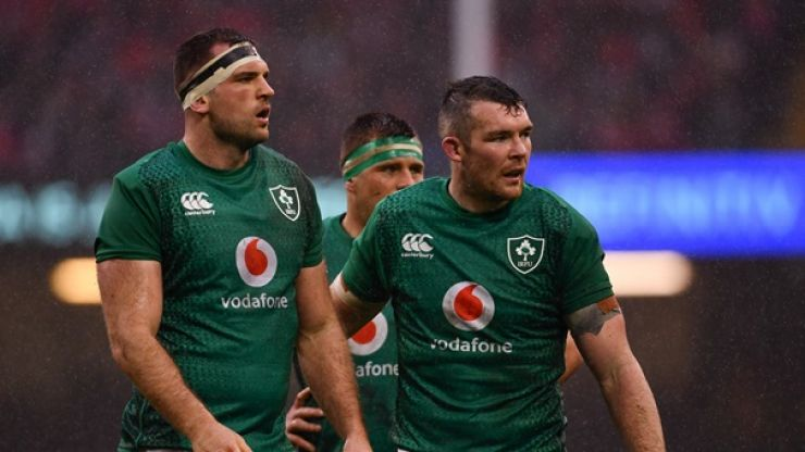 Why O'Mahony, Beirne and Conan is Ireland's best backrow