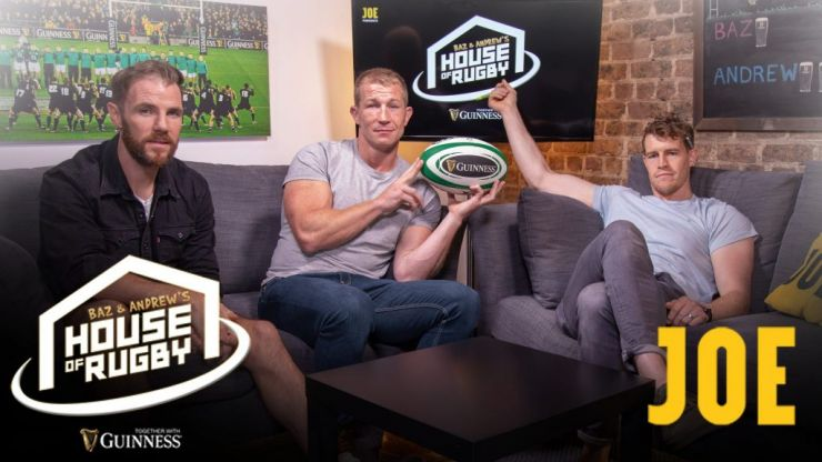 House of Rugby: Ireland's big calls, New Zealand revived and French flair is back