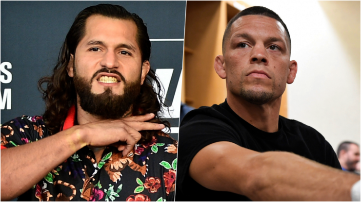 Nate Diaz vs. Jorge Masvidal is back on after USADA ruling