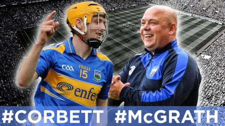 """Liam's always demanding more"" - Lar Corbett on Sheedy"