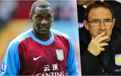 'Emile dragged Dunne, Collins and Petrov across the dressing room to get to Martin O'Neill'