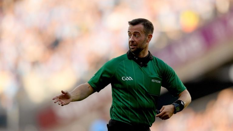 Kerry's record from their last five matches with David Gough in charge
