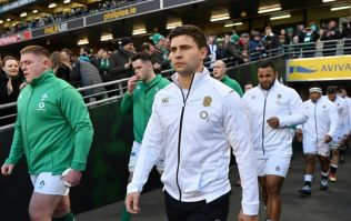 Ireland name team to play England in warm-up match