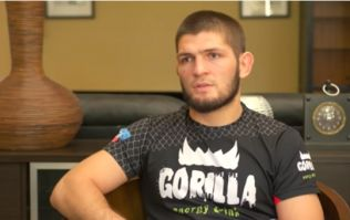 Khabib insists feud with McGregor will never be over