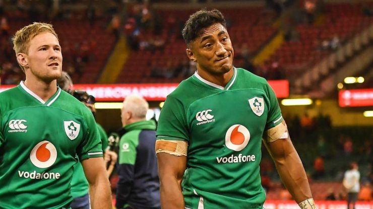 Ireland's expected World Cup squad ahead of Joe Schmidt's Monday submission