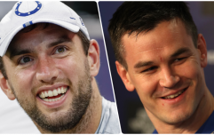Andrew Luck, Johnny Sexton and the evolving attitudes to retirement in sport