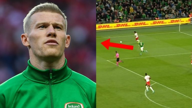 Never-mind the critics because James McClean's fighting spirit is the best thing Ireland have