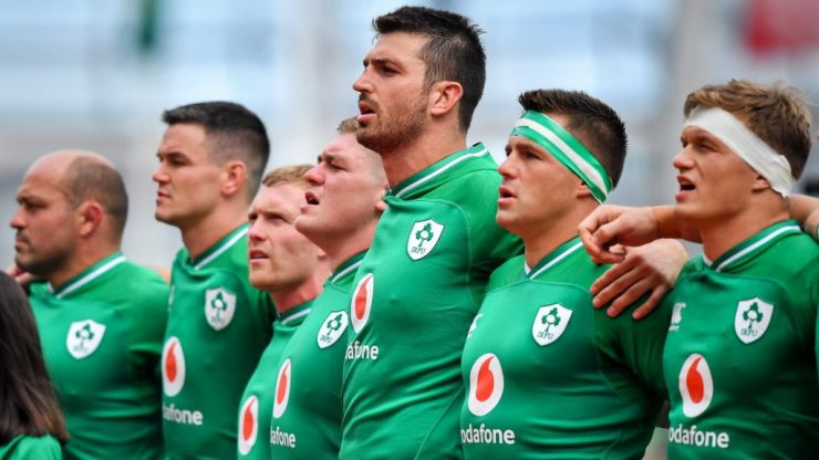Full player ratings as Ireland dominate Wales to top world rankings
