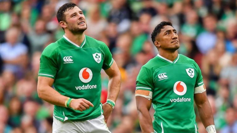 The Ireland XV that should start the World Cup against Scotland