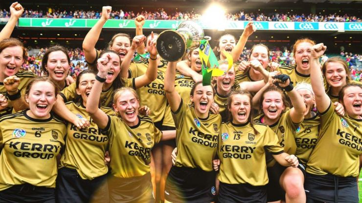 Kerry defy odds to win first ever All-Ireland junior camogie title