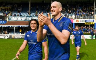 James Lowe 'absolutely heartbroken' for Devin Toner after World Cup call