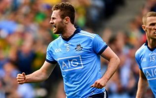 Not a hope in hell Jack McCaffrey was letting Dublin let slip of history