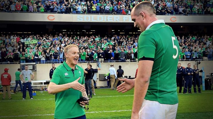 Kieran Marmion, Devin Toner and Jordi Murphy all set to miss out on World Cup