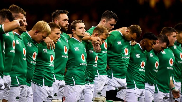 Ireland announce World Cup squad and big cuts confirmed