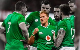Kieran Marmion has every right to be pissed off after World Cup omission