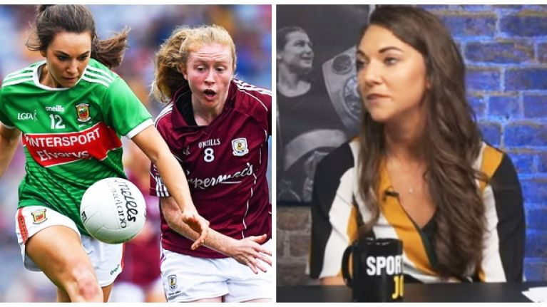"""""""We'll definitely come back stronger"""" Mayo's Niamh Kelly getting back to her feet"""