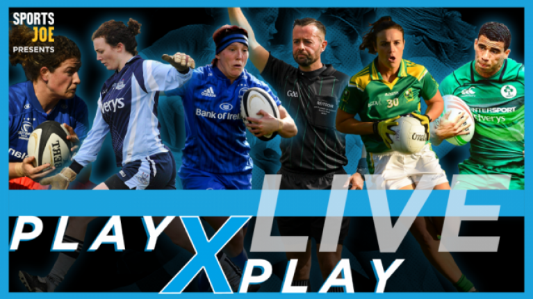 PlayXPlay Live | David Gough, Jordan Conroy, Lindsay Peat, Louise Galvin, Cliodhna O'Connor, Marie Crowe